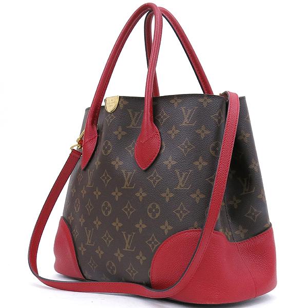 Louis Vuitton(루이비통) M41596 모노그램 캔버스 체리 플랑드랭 토트백+숄더스트랩 2WAY [잠실점] 이미지3 - 고이비토 중고명품