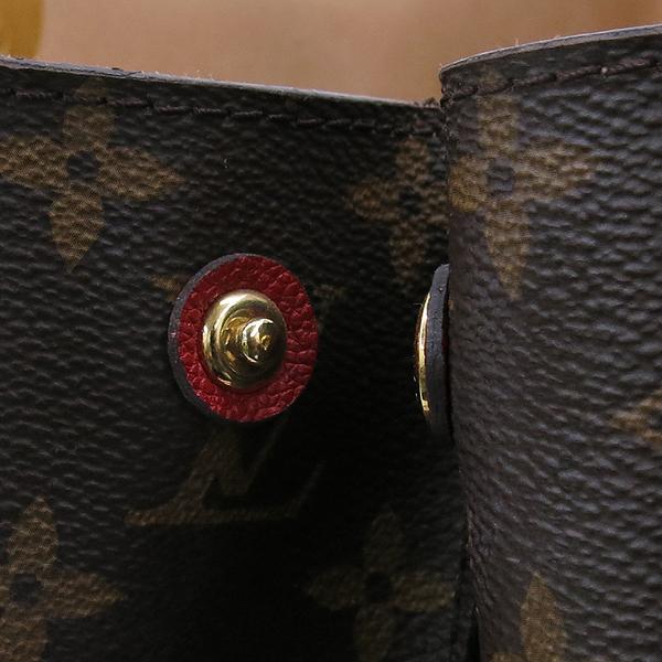 Louis Vuitton(루이비통) M41596 모노그램 캔버스 체리 플랑드랭 토트백+숄더스트랩 2WAY [잠실점] 이미지4 - 고이비토 중고명품