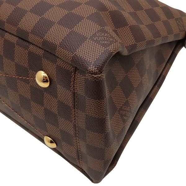 Louis Vuitton(루이비통) N40023 다미에 에벤 캔버스 리밍턴 토트백 + 숄더스트랩 [인천점] 이미지6 - 고이비토 중고명품