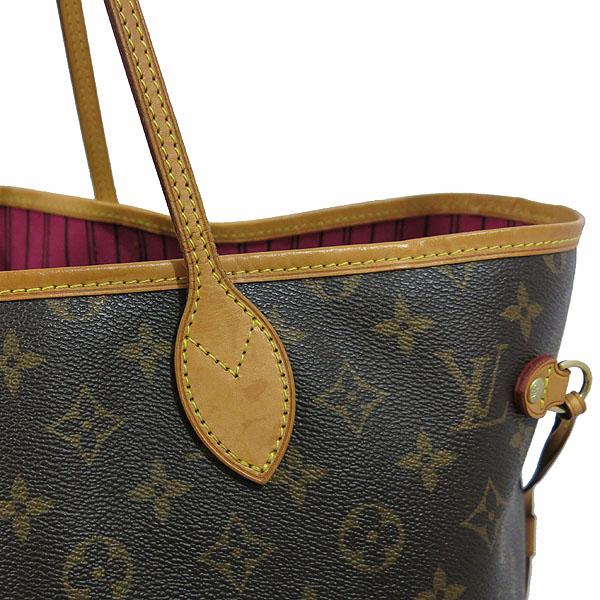 Louis Vuitton(루이비통) M40990 모노그램 캔버스 신형 네버풀 GM 숄더백 [대구동성로점] 이미지5 - 고이비토 중고명품