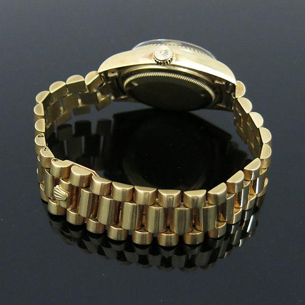 Rolex(로렉스) 18038 18K(750) 금통 빈티지 에프터 다이아 DAY-DATE(데이데이트) 남성용 시계 [대구동성로점] 이미지4 - 고이비토 중고명품