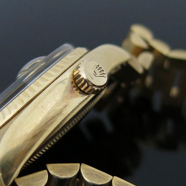 Rolex(로렉스) 18038 18K(750) 금통 빈티지 에프터 다이아 DAY-DATE(데이데이트) 남성용 시계 [대구동성로점] 이미지5 - 고이비토 중고명품