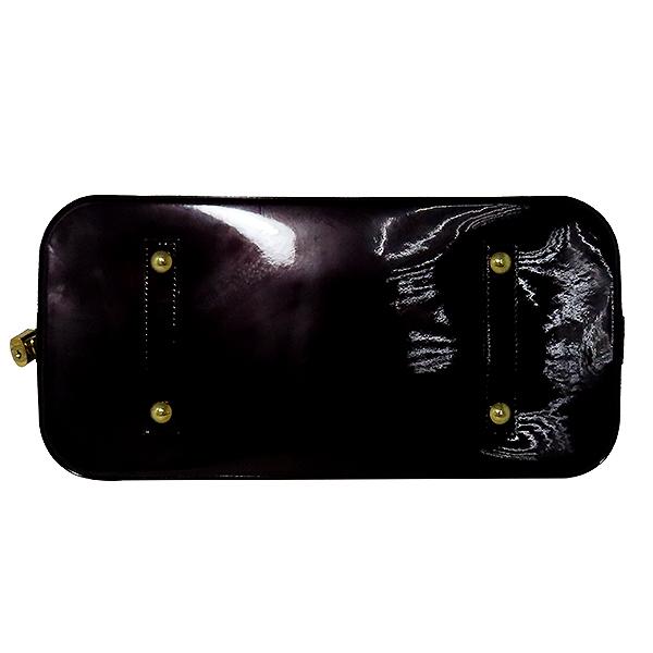 Louis Vuitton(루이비통) M93595 모노그램 베르니 아마랑뜨 알마 GM 토트백 [대전본점] 이미지4 - 고이비토 중고명품