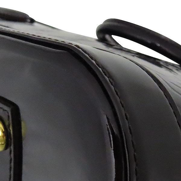 Louis Vuitton(루이비통) M93595 모노그램 베르니 아마랑뜨 알마 GM 토트백 [대전본점] 이미지5 - 고이비토 중고명품