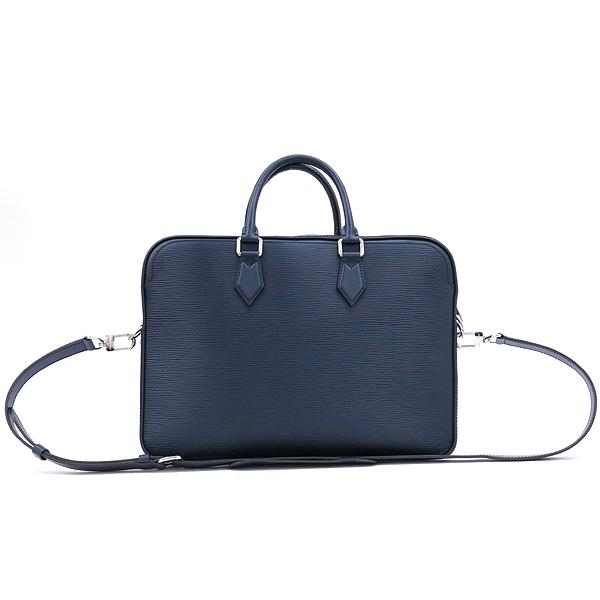 Louis Vuitton(루이비통) M54405 에삐 블루 마린 댄디 MM 브리프케이스 서류 토트백 + 숄더스트랩 [잠실점]