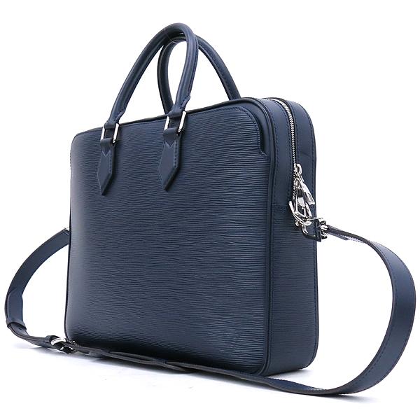 Louis Vuitton(루이비통) M54405 에삐 블루 마린 댄디 MM 브리프케이스 서류 토트백 + 숄더스트랩 [잠실점] 이미지2 - 고이비토 중고명품