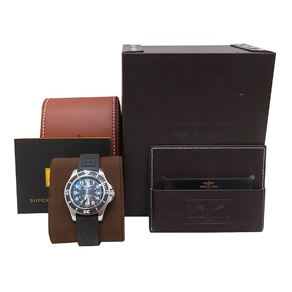 브라이틀링 슈퍼오션 2 남성시계