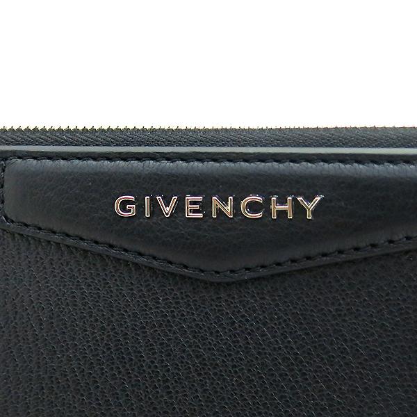 GIVENCHY(지방시) BC06836012 001 블랙 레더 안티고나 지갑 겸 크로스백 [부산센텀본점] 이미지4 - 고이비토 중고명품