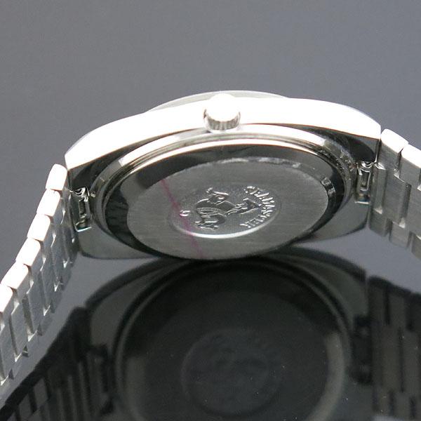 Omega(오메가) 빈티지 Seamaster(시마스터) 빈티지 데이데이트 운모 글래스 오토매틱 스틸 남성용 시계 [대구동성로점] 이미지4 - 고이비토 중고명품