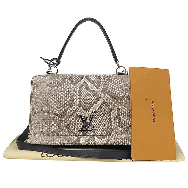 Louis Vuitton(루이비통) N92668 파에톤 장식 LOCK ME(락미)II  2WAY [부산서면롯데점]