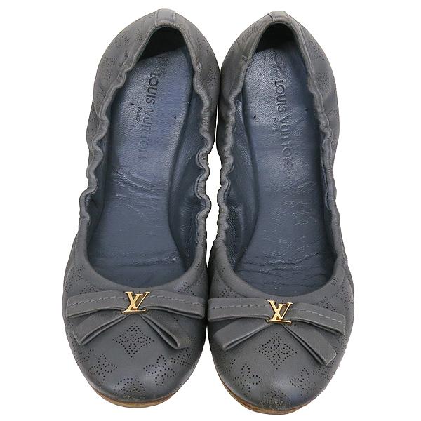 Louis Vuitton(루이비통) 835990 마히나 래더 리본 장식 여성용 플랫 슈즈 [강남본점] 이미지5 - 고이비토 중고명품