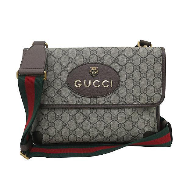 Gucci(구찌) 495654 네오 빈티지 GG 수프림 메신저 백 [부산센텀본점] 이미지2 - 고이비토 중고명품