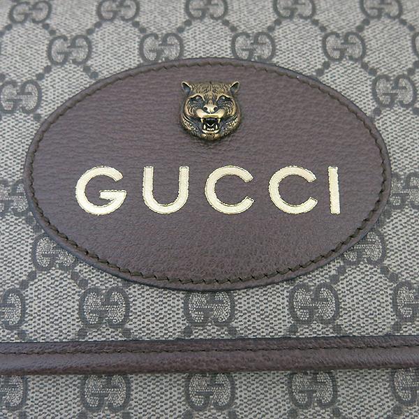 Gucci(구찌) 495654 네오 빈티지 GG 수프림 메신저 백 [부산센텀본점] 이미지5 - 고이비토 중고명품