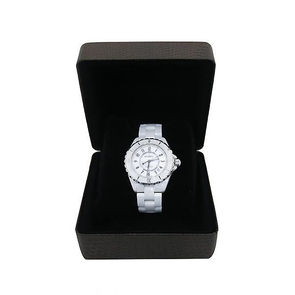 Chanel(샤넬) H0970 오토매틱 J12 화이트세라믹 38MM 남성용 시계 [부산센텀본점]
