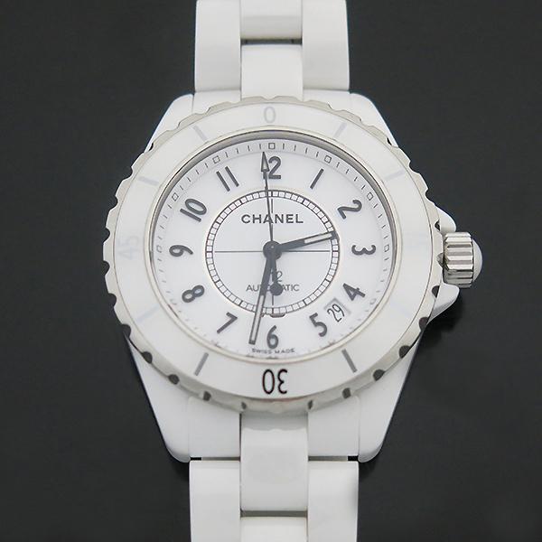 Chanel(샤넬) H0970 오토매틱 J12 화이트세라믹 38MM 남성용 시계 [부산센텀본점] 이미지2 - 고이비토 중고명품