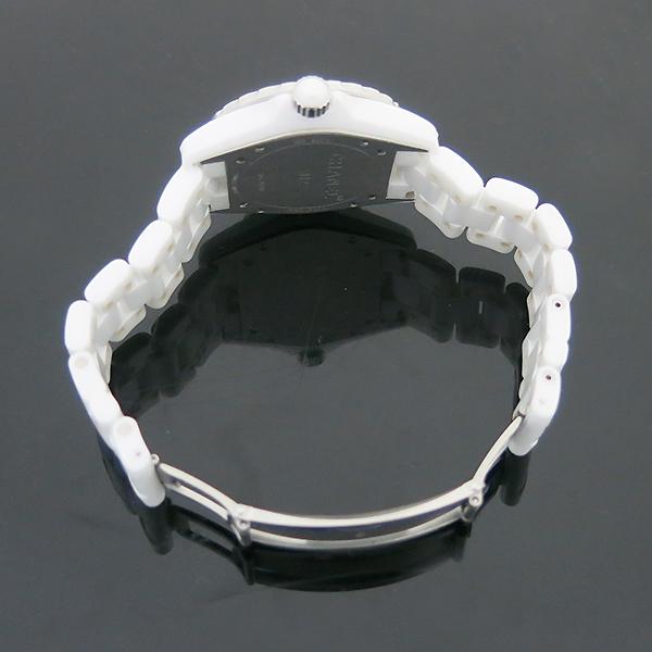 Chanel(샤넬) H0970 오토매틱 J12 화이트세라믹 38MM 남성용 시계 [부산센텀본점] 이미지5 - 고이비토 중고명품