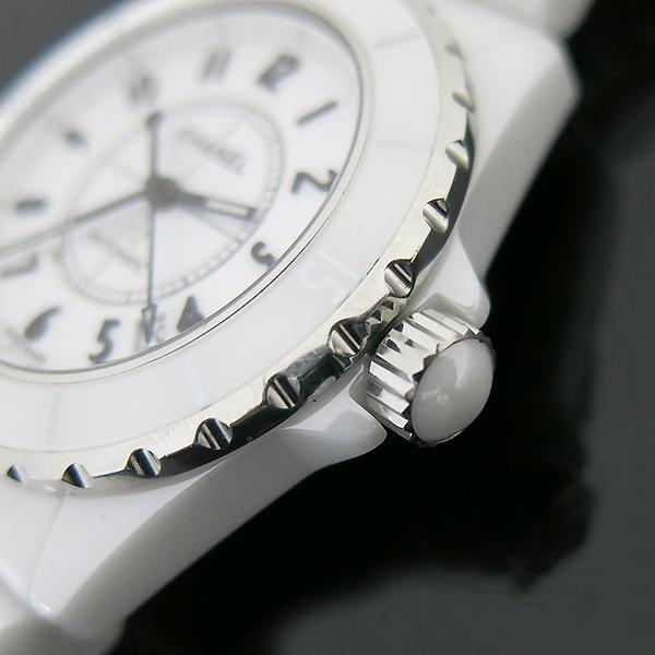 Chanel(샤넬) H0970 오토매틱 J12 화이트세라믹 38MM 남성용 시계 [부산센텀본점] 이미지7 - 고이비토 중고명품