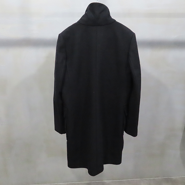THEORY(띠어리) 울 75% 블랙 컬러 여성용 코트 [인천점] 이미지2 - 고이비토 중고명품