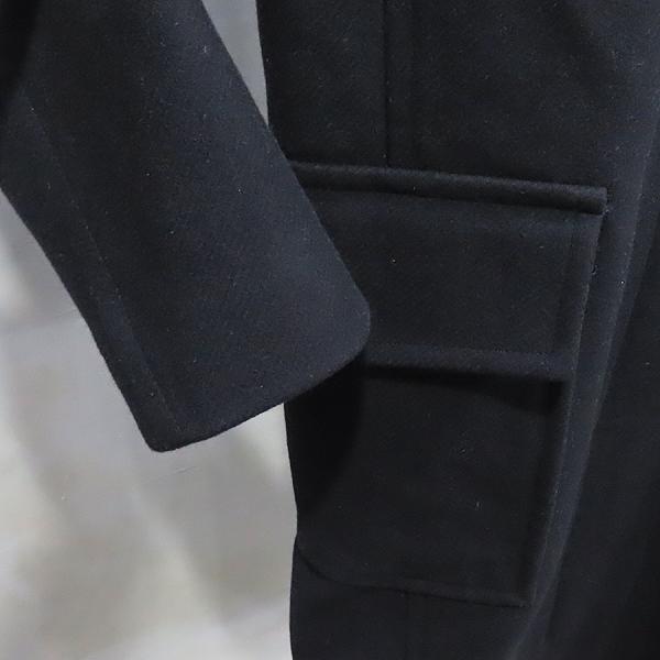 THEORY(띠어리) 울 75% 블랙 컬러 여성용 코트 [인천점] 이미지4 - 고이비토 중고명품