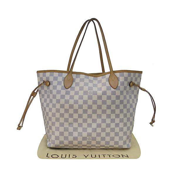 Louis Vuitton(루이비통) N41605 다미에 아주르 캔버스 네버풀 MM 숄더백 [부산센텀본점]