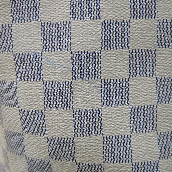 Louis Vuitton(루이비통) N41605 다미에 아주르 캔버스 네버풀 MM 숄더백 [부산센텀본점] 이미지4 - 고이비토 중고명품