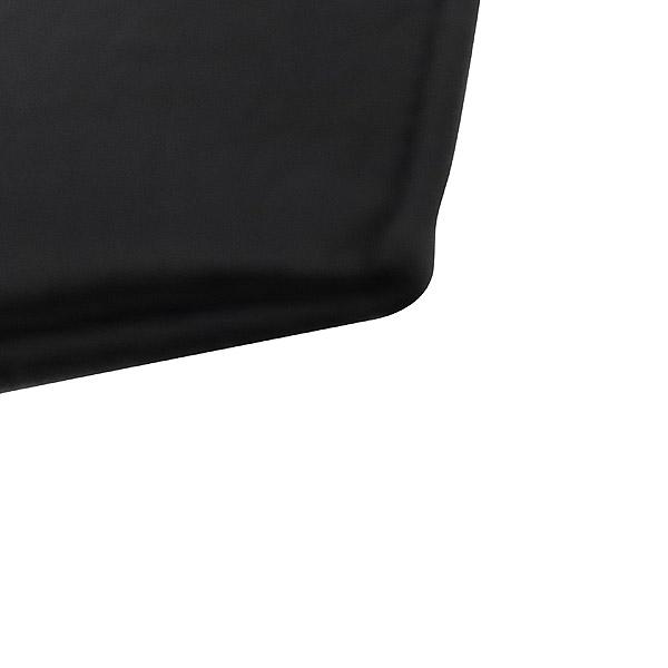 SAINTLAURENT PARIS(생로랑파리) 453249 YSL로고 크로커다일 문양 블랙 레더 클러치백 [잠실점] 이미지5 - 고이비토 중고명품