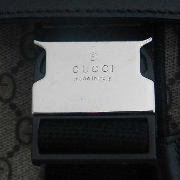 Gucci(구찌) 406399 GG 로고 PVC 수프림 백팩 [동대문점] 이미지3 - 고이비토 중고명품