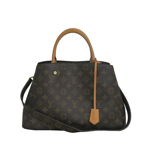 Louis Vuitton(루이비통) M41056  몽테뉴 모노그램 캔버스 MM 토트백 + 숄더스트랩 2WAY [동대문점] 이미지2 - 고이비토 중고명품