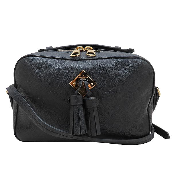Louis Vuitton(루이비통) M44593 블랙 레더 앙프렝뜨 생통주 술장식 크로스백 [인천점] 이미지2 - 고이비토 중고명품