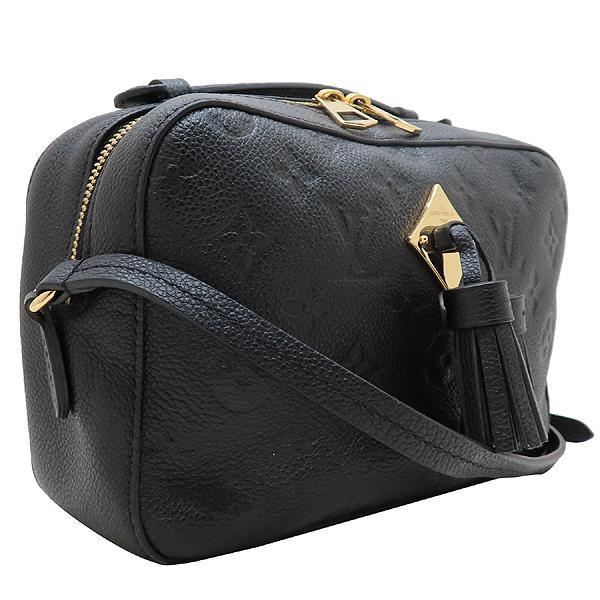 Louis Vuitton(루이비통) M44593 블랙 레더 앙프렝뜨 생통주 술장식 크로스백 [인천점] 이미지3 - 고이비토 중고명품