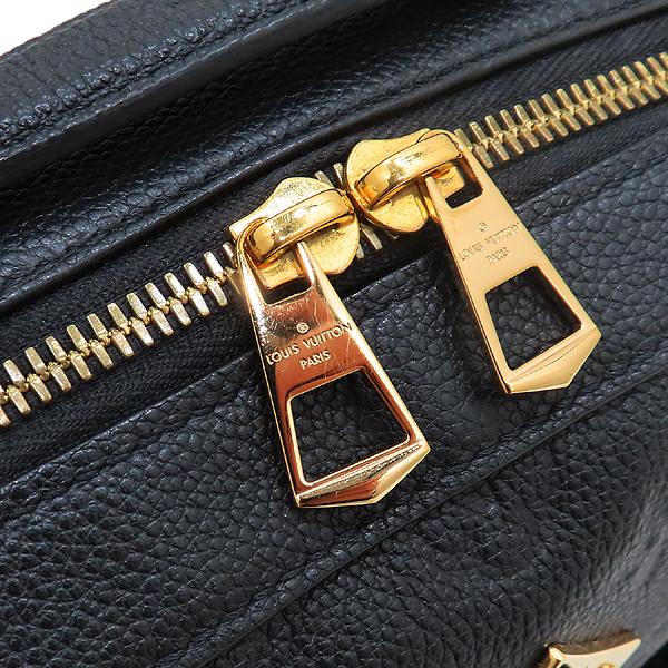 Louis Vuitton(루이비통) M44593 블랙 레더 앙프렝뜨 생통주 술장식 크로스백 [인천점] 이미지4 - 고이비토 중고명품