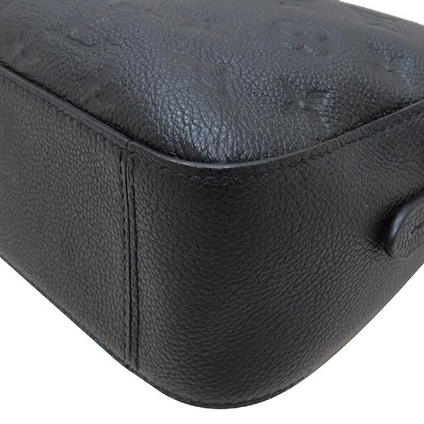 Louis Vuitton(루이비통) M44593 블랙 레더 앙프렝뜨 생통주 술장식 크로스백 [인천점] 이미지6 - 고이비토 중고명품
