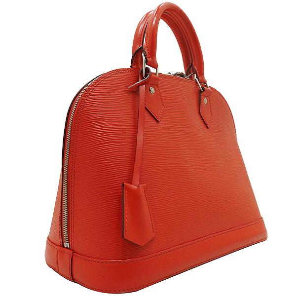 Louis Vuitton(루이비통) M40623 에삐 PIMENT 오렌지 알마 NM 토트백 [인천점] 이미지2 - 고이비토 중고명품
