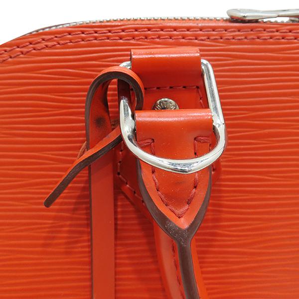 Louis Vuitton(루이비통) M40623 에삐 PIMENT 오렌지 알마 NM 토트백 [인천점] 이미지5 - 고이비토 중고명품