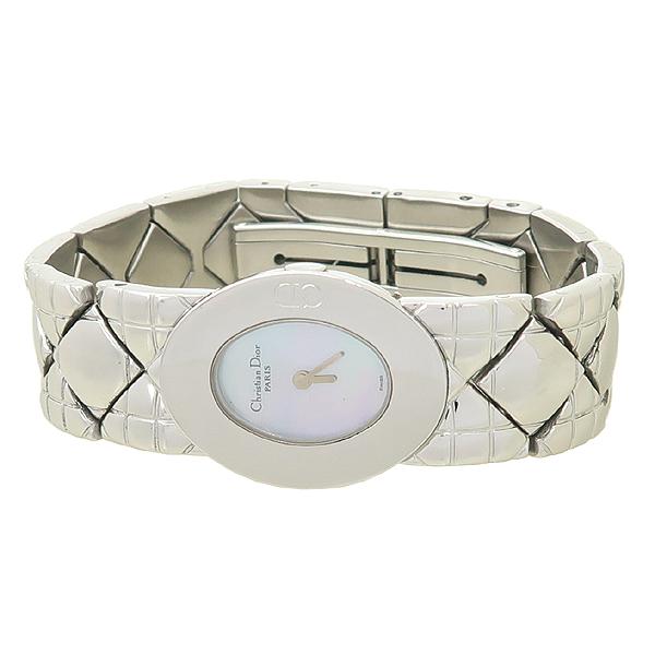 Dior(크리스챤디올) BH9133 자개판 여성용 스틸 시계 [강남본점] 이미지2 - 고이비토 중고명품