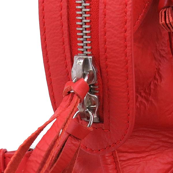 Balenciaga(발렌시아가) 300295 스칼렛 컬러 미니 시티 토트백 + 숄더스트랩 [강남본점] 이미지4 - 고이비토 중고명품