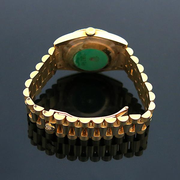 Rolex(로렉스) 118238 18K 금통 10포인트 다이아 DAY DATE(데이 데이트) 남성용 시계 [부산센텀본점] 이미지4 - 고이비토 중고명품