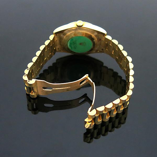 Rolex(로렉스) 118238 18K 금통 10포인트 다이아 DAY DATE(데이 데이트) 남성용 시계 [부산센텀본점] 이미지5 - 고이비토 중고명품