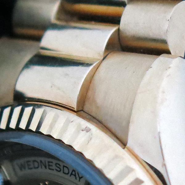 Rolex(로렉스) 118238 18K 금통 10포인트 다이아 DAY DATE(데이 데이트) 남성용 시계 [부산센텀본점] 이미지7 - 고이비토 중고명품