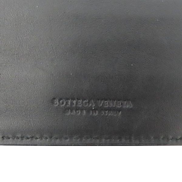 BOTTEGAVENETA 113993 인트레치아토 블랙 컬러 8크레딧카드 반지갑 [대구황금점] 이미지6 - 고이비토 중고명품