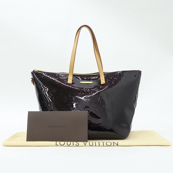 Louis Vuitton(루이비통) M93589 모노그램 베르니 아마랑뜨 벨레뷰 GM 숄더백 [강남본점]