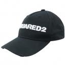 디스퀘어드2 볼캡 모자