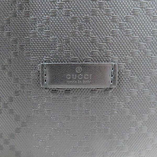 Gucci(구찌) 354228 블랙 컬러 DIAMANTE(디아망떼) 레더 버킷 크로스백 [부산서면롯데점] 이미지4 - 고이비토 중고명품