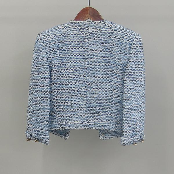 Balmain(발망) 비스코스 100% 트위드 여성 자켓 [동대문점] 이미지3 - 고이비토 중고명품