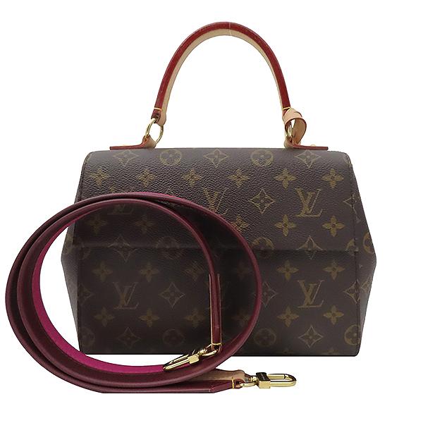 Louis Vuitton(루이비통) M42738 모노그램 캔버스 클루니 BB 토트백 + 숄더스트랩 2WAY [부산서면롯데점] 이미지2 - 고이비토 중고명품