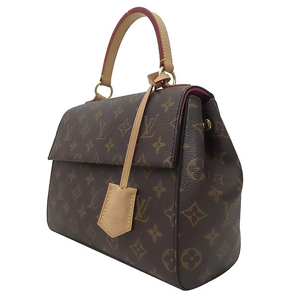 Louis Vuitton(루이비통) M42738 모노그램 캔버스 클루니 BB 토트백 + 숄더스트랩 2WAY [부산서면롯데점] 이미지3 - 고이비토 중고명품