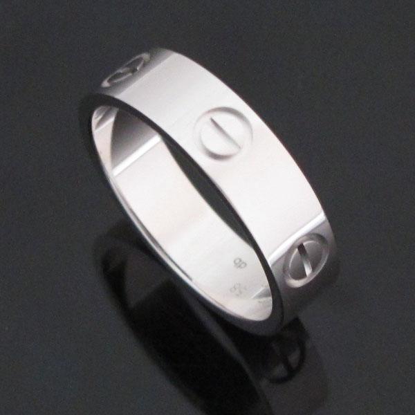 Cartier(까르띠에) B4084758 18K 화이트골드 러브링 반지 - 18호 [대구반월당본점] 이미지3 - 고이비토 중고명품