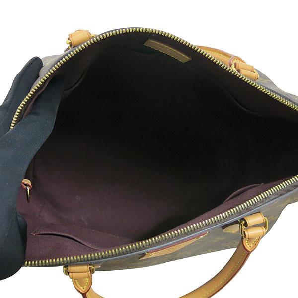 Louis Vuitton(루이비통) M48814 모노그램 캔버스 TURENNE 튀렌느 MM 토트백 + 숄더스트랩 2WAY [대구동성로점] 이미지7 - 고이비토 중고명품