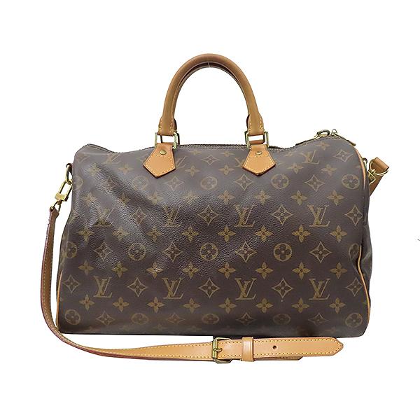 Louis Vuitton(루이비통) M40392 모노그램 캔버스 반둘리에 스피디 35 토트백+숄더스트랩 2WAY [부산서면롯데점] 이미지2 - 고이비토 중고명품