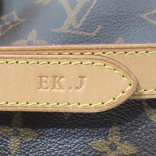 Louis Vuitton(루이비통) M40392 모노그램 캔버스 반둘리에 스피디 35 토트백+숄더스트랩 2WAY [부산서면롯데점] 이미지5 - 고이비토 중고명품